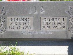 Johanna <I>Walter</I> Ils