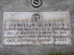 Stanley M. Johnston