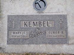 Elmer B. Kembel