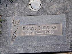 Ralph E. Kisler
