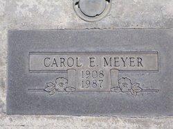 Carol E. <I>Adams</I> Meyer