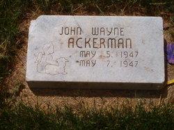 John Wayne Ackerman