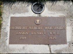 Herbert Albert Wolsborn
