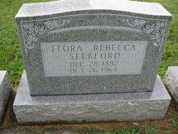 Flora Rebecca <I>Leake</I> Seekford