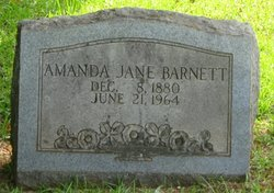 Amanda Jane Barnett