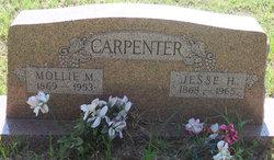 Mollie M. <I>Eiland</I> Carpenter