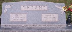 George Albert Chrane
