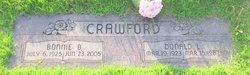 Donald Lee Crawford