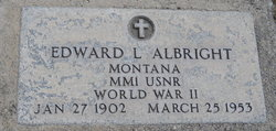 Edward L. Albright