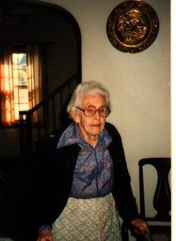 Madge Hazel <I>Woofter</I> Fidler