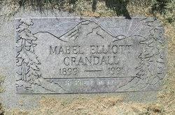 Mabel May <I>Elliott</I> Crandall