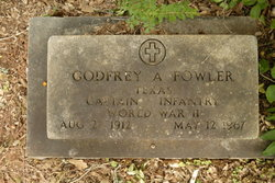 Godfrey Arthur Fowler