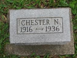 Chester Nathaniel Kammerer