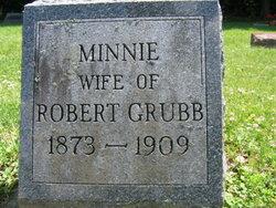 Minnie <I>Muzzy</I> Grubb