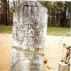 Martha Emeline <I>Jones</I> Dillard