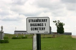 Strawberry Diggings Cemetery #1