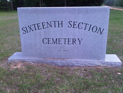 Sixteenth Section Cemetery