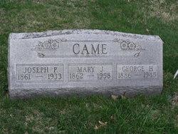 Mary Jane <I>Greet</I> Came