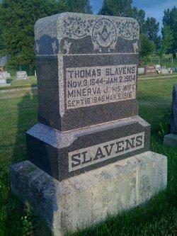 """Daniel Thomas """"Thomas"""" Slavens"""