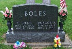 Hazel Irene <I>Fall</I> Boles