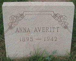 Anna <I>Hewett</I> Averett