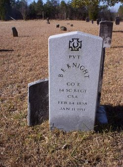 Pvt Berry Edwin Knight