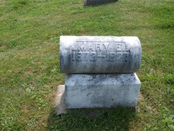 Mary Elizabeth <I>Lang</I> Agan