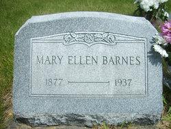 Mary Ellen <I>Bennett</I> Barnes