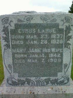 Cyrus LaRue
