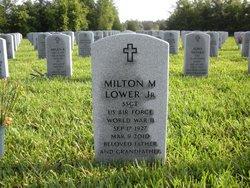 """Sgt Milton M. """"Milt"""" Lower, Jr"""