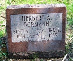 Herbert A Bormann