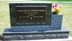 Verland D Christopher