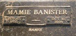 """Mamie """"Nanny"""" <I>Banister</I> Galloway"""
