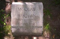 Christine McQuaw