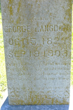George Langdon