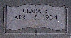 Clara B. <I>Robison</I> Alexander
