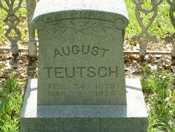 August Teutsch
