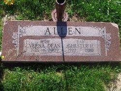 Chester H Allen