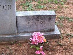 Annie <I>Worley</I> Dalton