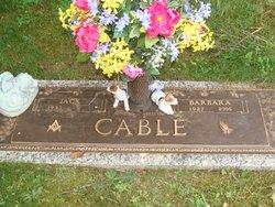 """Barbara A. """"Bea"""" <I>Edwards</I> Cable"""
