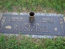 David W Rusmisel