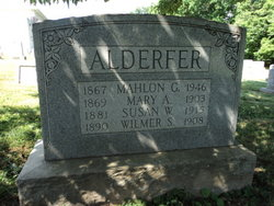 Mary A. Alderfer