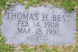 Thomas H Best