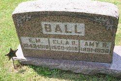 Ella B. <I>Wright</I> Ball