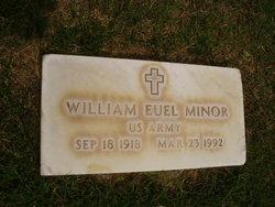 William Euel Minor