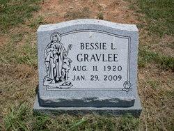 Bessie Lorene <I>Rhodes</I> Gravlee