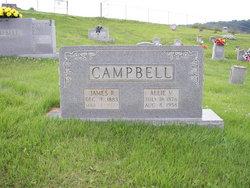 Allie <I>Vancel</I> Campbell