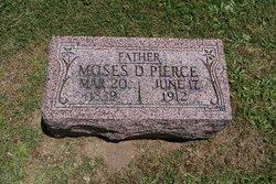 Moses D Pierce