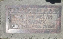 William Melvin McNarney