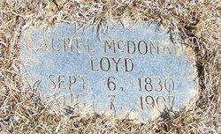 Rachel Elmira <I>McDonald</I> Loyd